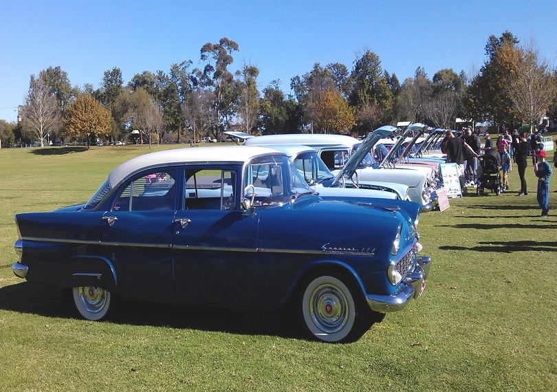 Holden National show